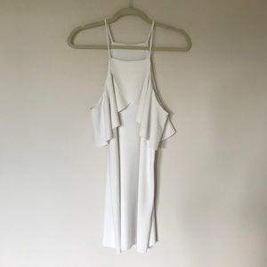 Zara Off the Shoulder Dress